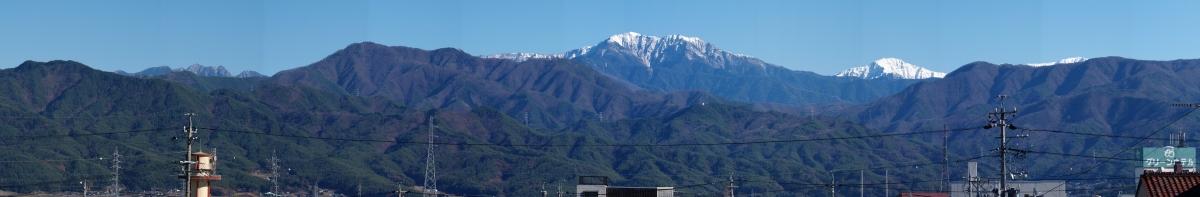 2011.12.04 南アルプス