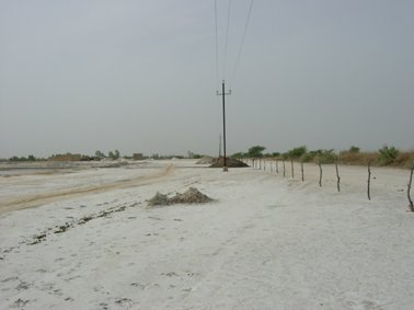 カオラック付近で塩が溜まったタン地帯.jpg