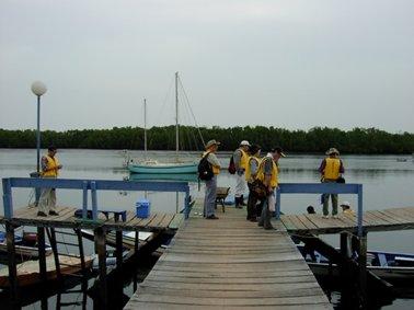 ボート発着用の桟橋がある.jpg