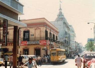 1980年当時のアスンシオン中心街。.jpg