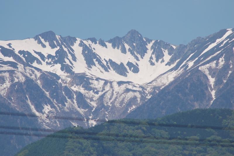 2020年6月の駒ケ岳
