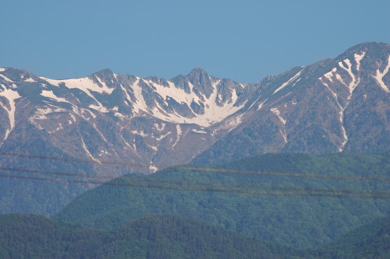 2021年6月の駒ケ岳